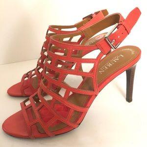 LAUREN Ralph Lauren 'Sandra' heeled sandal